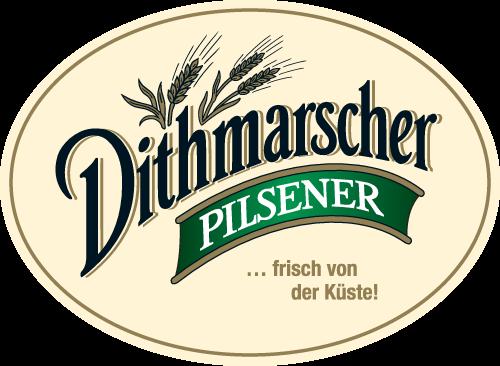 sponsor logo dithmarscher pilsener